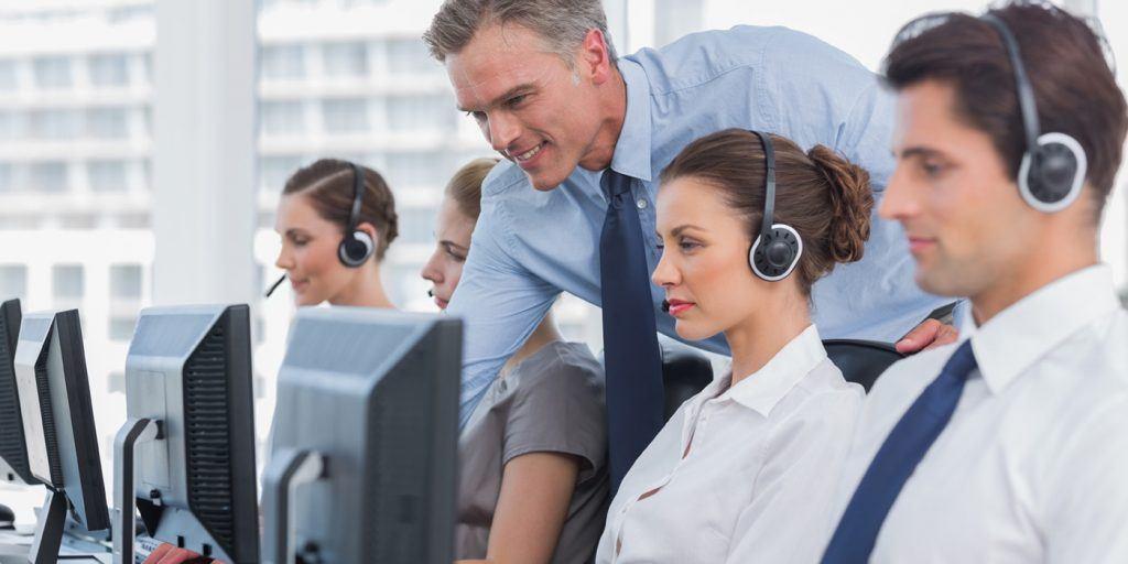 Call Center Manager Training