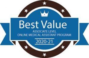 Best Value Associate Level Online Medical Assistant Program 2020-21